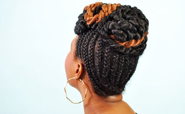 African Braiding Salon