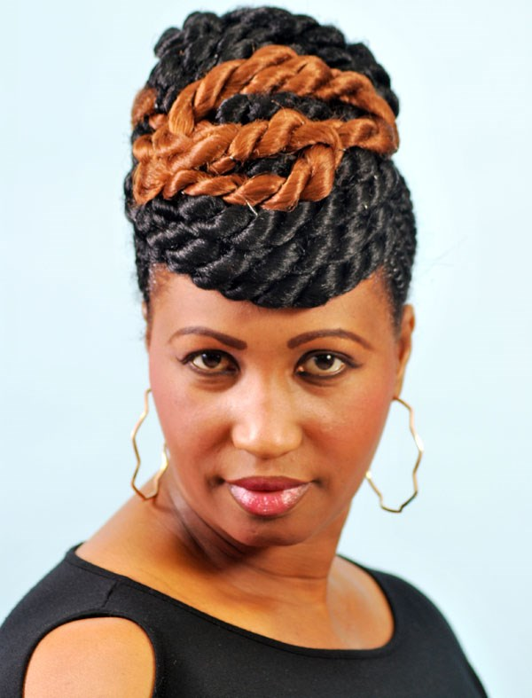 Salon Finder Magazine African Braiding Salon Image  Short